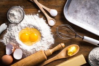 Baking and Flour